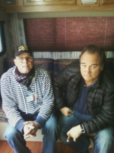 Terry Richards' interview with Actor, Singer Jim Belushi at the December 2012 VETERANS HOLIDAY CELEBRATION held at West Los Angeles VA Medical Center in Los Angeles. This was Belushi's 16th year volunteering to sing and perform with his JIM BELUSHI & THE SACRED HEARTS BAND...