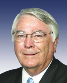 Congressman Terry Everett, Chair of the Veterans Affairs Subcommittee on Oversight and Investigations on March 11, 1999.