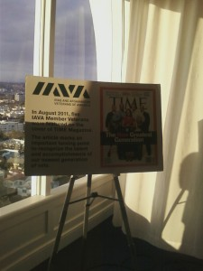Event IAVA double sign