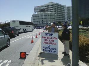 Turns-out that Robert Rosebrock is actually an Anti-Veteran Veterans Homes Advocate.