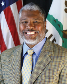 Todd Irby, Deputy Secretary of the California Department of Veterans Affairs and Chief Counsel  of Legal Affairs.