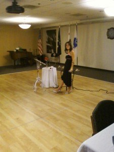 Khristina Kay Reception Vocal Soloist and Musician.