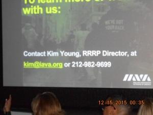 Kim Young RRRP Director
