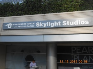 Annenberg Skylight Studios