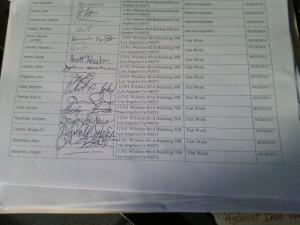 Nestor Morales Petition